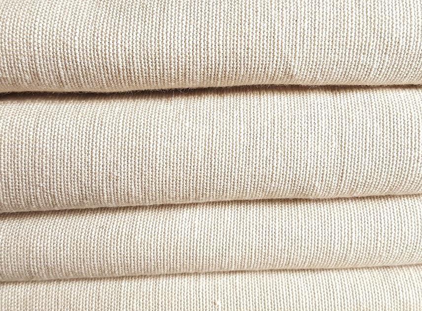 100% Natural Linen Fabric